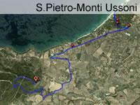 Sardinia route 2