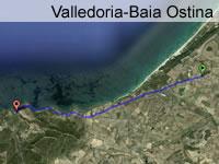 Sardinia route 3